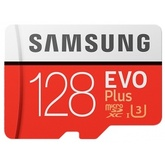 Карта памяти Samsung microSDXC EVO Plus 100MB/s + SD adapter klass10