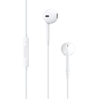 Наушники с микрофоном Apple EarPods 3.5 мм (MNHF2ZM/A), белый