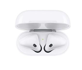 Наушники Apple AirPods 2 (2019) в зарядном футляре